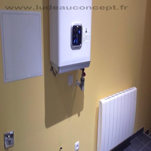 ludeau concept salle de bain salle de bain douche l 39 italienne douche italienne salle. Black Bedroom Furniture Sets. Home Design Ideas